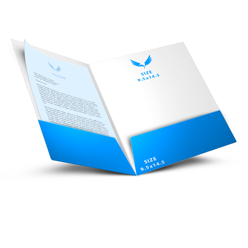9.5x14.5 Folder