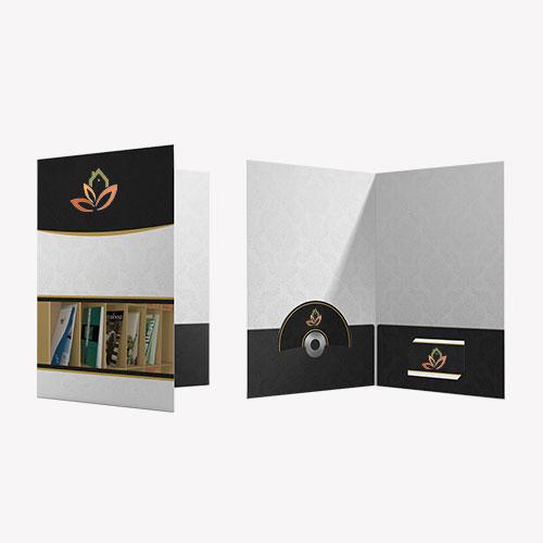 CD DVD Folder 3