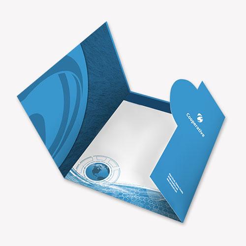 Die Cut Folder 2