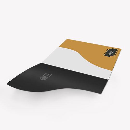 Die Cut Folder 3