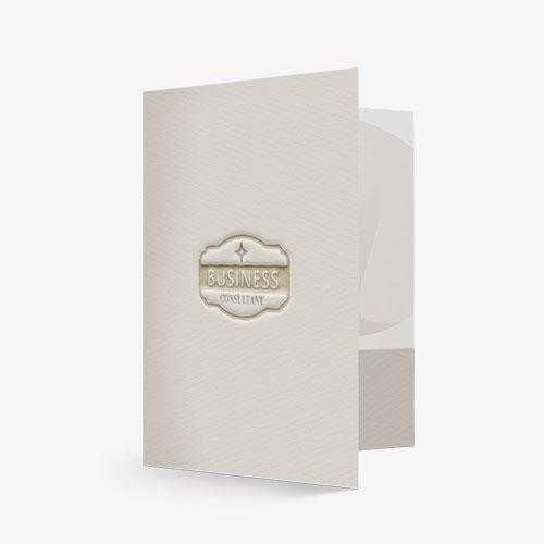 Embossed Folder 3