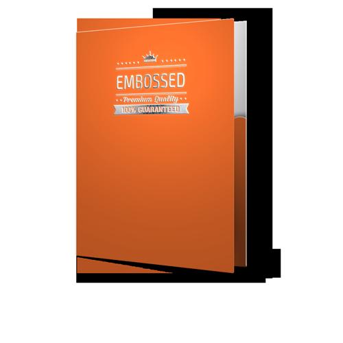 Embossed Folder