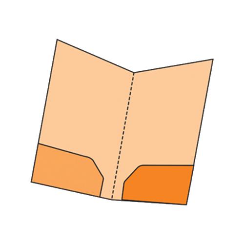 Legal Size Presentation Folder 2