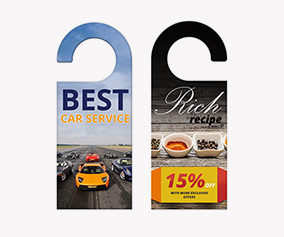 business door hangers