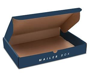 One Piece Mailer Box